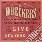 Way back home-live from cd musicale di Wreckers