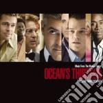 OCEAN'S 13 cd musicale di ARTISTI VARI