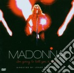 I'M GOING TO TELL YOU A SECRET +DVD cd musicale di MADONNA
