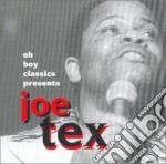 JOE TEX cd musicale di TEX JOE