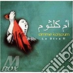 La diva ii cd musicale di Omme Kolsoum