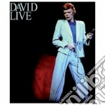 DAVID LIVE-2CD cd musicale di David Bowie