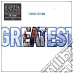THE GREATEST HIT (CD+DVD) cd musicale di DURAN DURAN