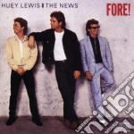 FORE cd musicale di LEWIS HUEY