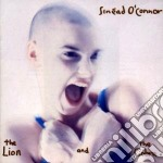 THE LION AND THE COBRA cd musicale di Sinead O'connor