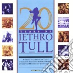 20 YEARS OF JETHRO TULL cd musicale di TULL JETHRO