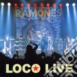 LOCO LIVE cd musicale di RAMONES