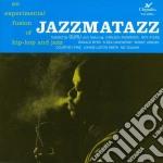JAZZMATAZZ V.1 cd musicale di GURU
