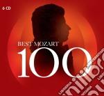 BEST MOZART 100-6CDx1 cd musicale di Wolfgang Amadeus Mozart