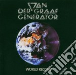 WORLD RECORD cd musicale di VAN DER GRAAF GENERATOR
