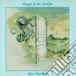 VOYAGE OF THE ACOLYTE + 2 BONUS cd musicale di HACKETT STEVE