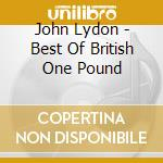 Best of british cd musicale di John Lydon