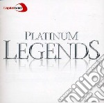 Platinum legends cd musicale di Artisti Vari