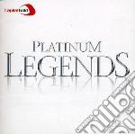 Platinum legends cd musicale di Artisti Vari