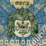 LOVEHEART cd musicale di MERZ