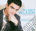 OPERA RECITAL cd musicale di Rolando Villanzon