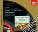 SINFONIE NOS 29,35,38,39,40 & 41 cd musicale di Otto Klemperer
