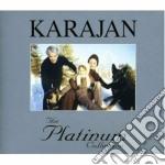 THE PLATINUM COLLECTION-3CD cd musicale di Herbert Karajan