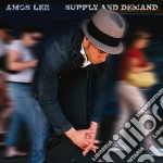 SUPPLY AND DEMAND cd musicale di Amos Lee