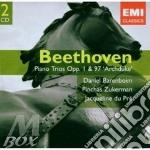 PIANO TRIO OPP.1 & 97/VARIATIONS/ALLEGRE  cd musicale di Daniel Barenboim