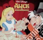 Alice in wonderland - disney cd musicale di Ost