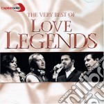 LOVE LEGEND - VERY BEST OF cd musicale di ARTISTI VARI