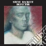 Defector +5 rms cd musicale di Steve Hackett