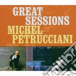 GREAT SESSIONS/3CD cd musicale di Michael Petrucciani