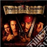 Klaus Badelt - Pirates Of The Caribbean - The Curse Of The Black Pearl cd musicale di ARTISTI VARI