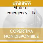 State of emergency - ltd - cd musicale di End Living