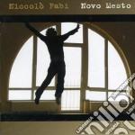 NOVO MESTO cd musicale di FABI NICCOLO'