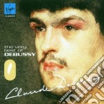 THE VERY BEST OF DEBUSSY cd musicale di ARTISTI VARI