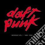 MUSIQUE VOL.1 (1993-2005) cd musicale di Punk Daft