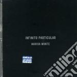 INFINITO PARTICULAR cd musicale di MONTE MARISA