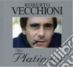 THE PLATINUM COLLECTION/3CD cd musicale di Roberto Vecchioni