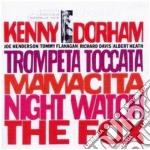 TROMPETA TOCCATA (2006 REISSUE) cd musicale di Kenny Dorham