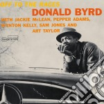 OFF TO THE RACES cd musicale di Donald Byrd