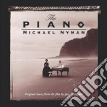 THE PIANO  (LEZIONI DI PIANO) cd musicale di Michael Nyman