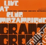 LIVE AT THE CLUB cd musicale di GREEN GRANT