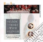 THE COOK THE THIEF HIS WIFE AND HER cd musicale di Michael Nyman