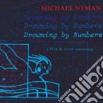 DROWNING BY NUMBERS cd musicale di Michael Nyman
