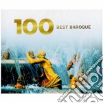 100 BEST BAROQUE MUSIC/6CDx2 cd musicale di ARTISTI VARI