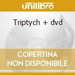 Triptych + dvd cd musicale di Hunter Demon
