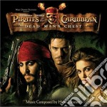 Hans Zimmer - Pirates Of The Caribbean - Dead Man's Chest cd musicale di Zimmer Hans