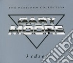 PLATINUM COLLECTION - 3 CD cd musicale di MOORE GARY