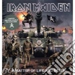 (LP VINILE) A MATTER OF LIFE AND DEATH - PICTURE DISC lp vinile di IRON MAIDEN