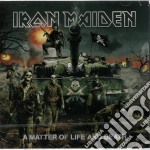 A MATTER OF LIFE AND DEATH cd musicale di IRON MAIDEN