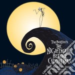Nightmare before christmas cd musicale di Ost
