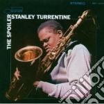 THE SPOILER cd musicale di Stanley Turrentine