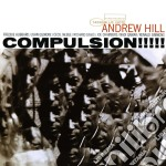 COMPULSION (RVG EDITION) cd musicale di Andrew Hill